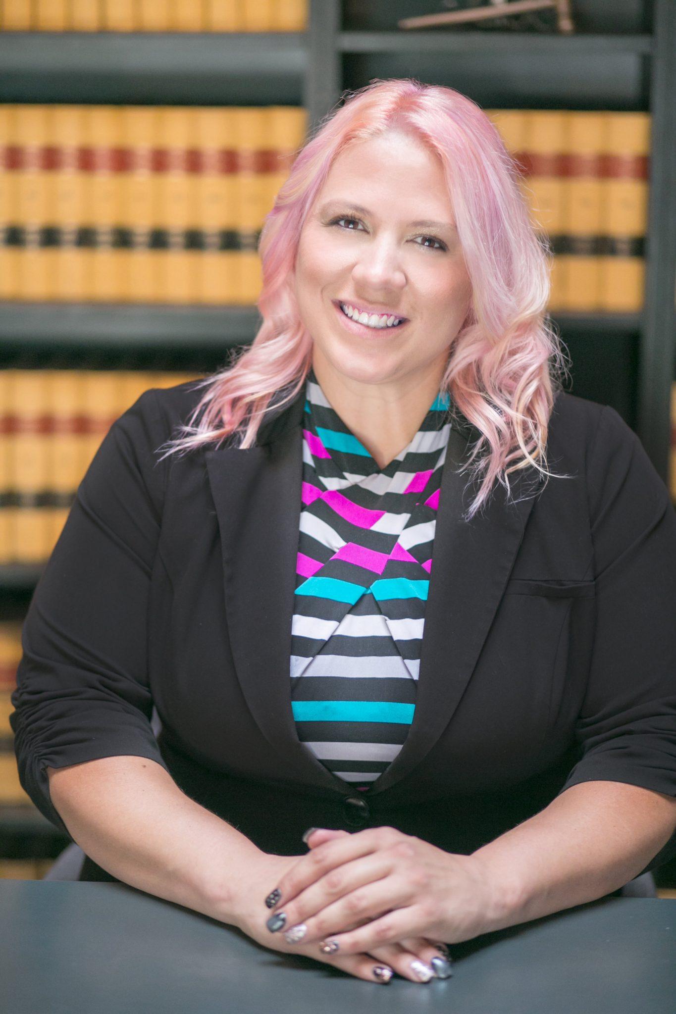 Attorney Crista Haynes